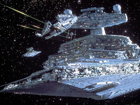This website is dedicated the most majestic starship in science fiction: the Imperial Star Destroyer!